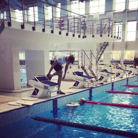 Школа плавания в Минске для детей и взрослых, групповые и индивидуальные тренировки