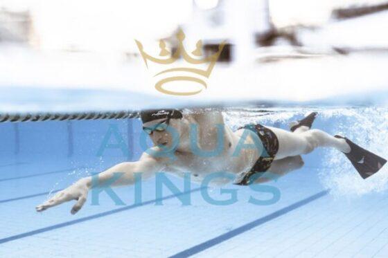 Плавание на скорость, тренировка, преодоление усталости взрослым